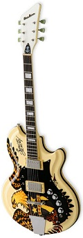 Eastwood Airline '59 Coronado Sailor Jerry Custom