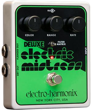 EHX Deluxe Electric Mistress XO