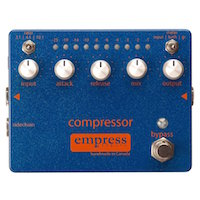 Empress Effects Compressor Pedal