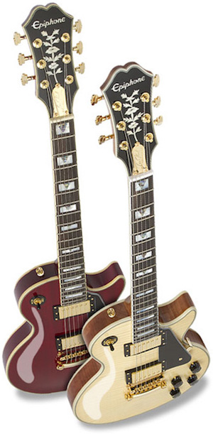 Epiphone Les Paul Custom 100th Anniversary Outfit