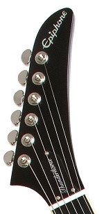 Epiphone Brendon Small Thunderhorse Explorer Outfit