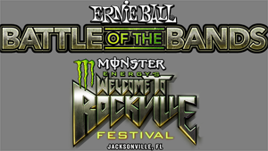 Ernie Ball's Battle Of The Bands