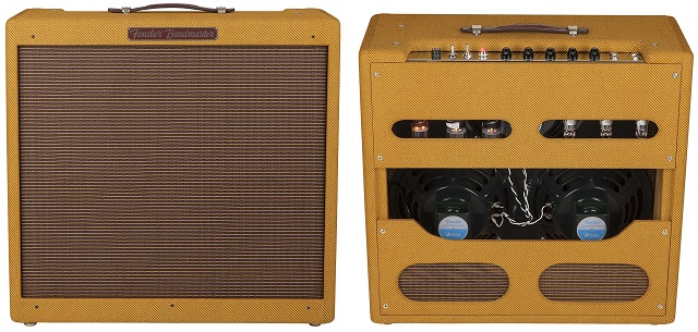 Fender '57 Bandmaster Amplifier