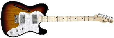 Fender 72 Telecaster Thinline