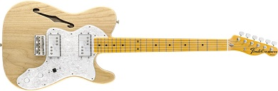 American Vintage '72 Telecaster Thinline