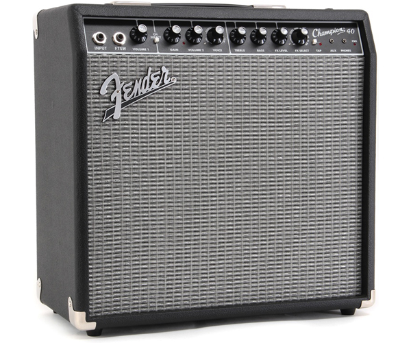Best budget guitar amp