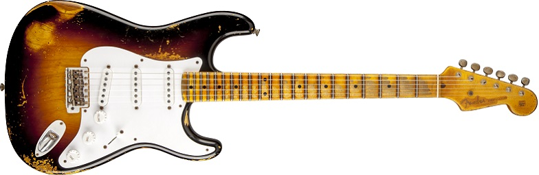 Fender Custom Shop 60th Anniversary 1954 Heavy Relic Stratocaster
