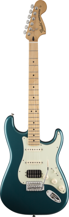 Deluxe Lone Star Strat