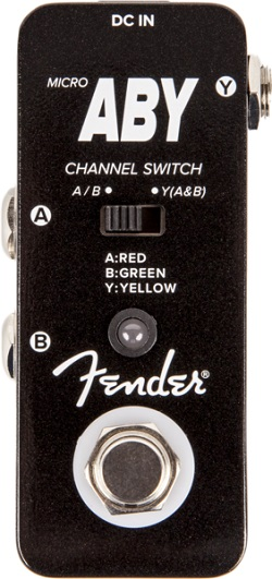 Fender Micro ABY