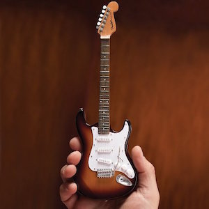 Mini Guitar Fender Stratocaster