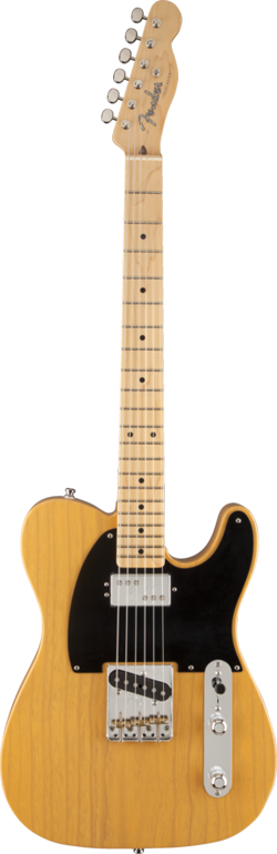 Vintage Hot Rod '50s Telecaster