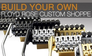 Floyd Rose Custom Shop