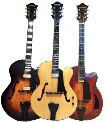 Stroup Guitars