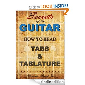 How to read tabs and tablature