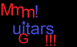 Mmm! Guitars!!!