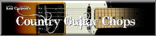 Country Guitar Chops