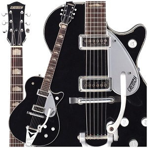 Gretsch G6128T-GH George Harrison Custom Shop Tribute Duo Jet