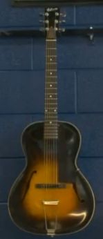Stolen 1930s Gibson Recovered