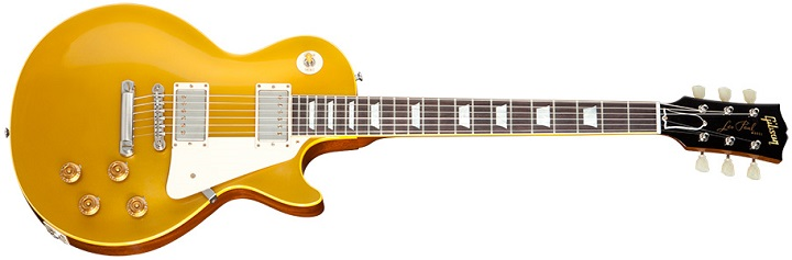 1957 Les Paul Goldtop Reissue
