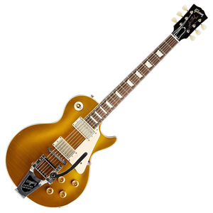 Gibson Custom 1957 Les Paul with Bigsby Antique Gold