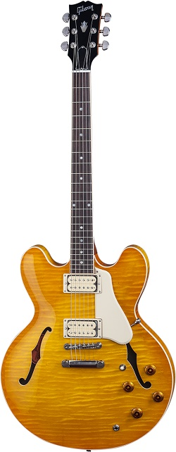 Gibson ES-335 Lemon Burst