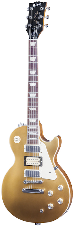 Gibson Limited-Edition Pete Townshend Gold Top '76