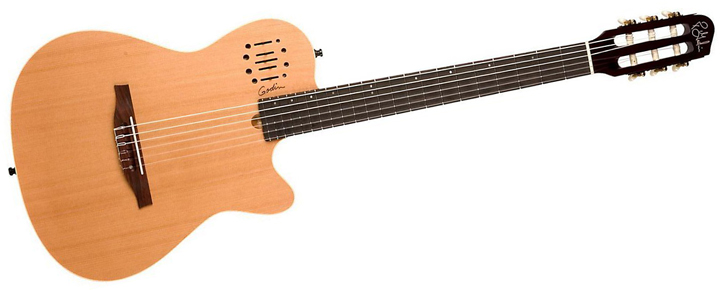 Godin Multiac Nylon Encore