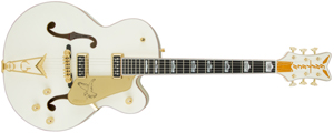 Gretsch G6136-55GE Vintage Select 1955 White Falcon