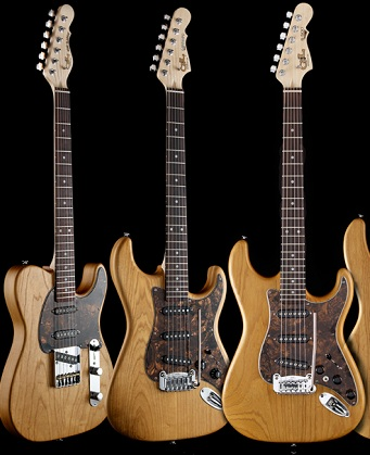 G&L 2012 Special Collectiong