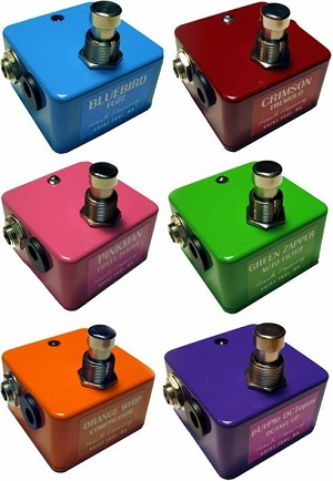 No-Knobber Pedals