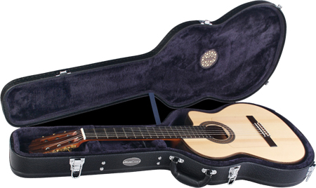 choosing the best acoustic guitar case guitarsite. Black Bedroom Furniture Sets. Home Design Ideas