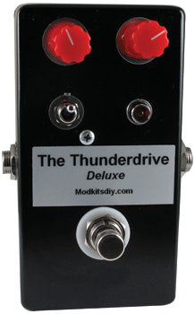 ThunderDrive Deluxe Overdrive Pedal Kit