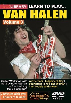 Learn to Play Van Halen