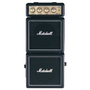 Marshall MS4 Mini Micro Full Stack Guitar Amp