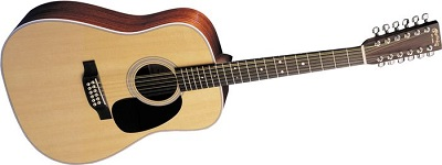 Martin D12-28 12-String Acoustic Guitar
