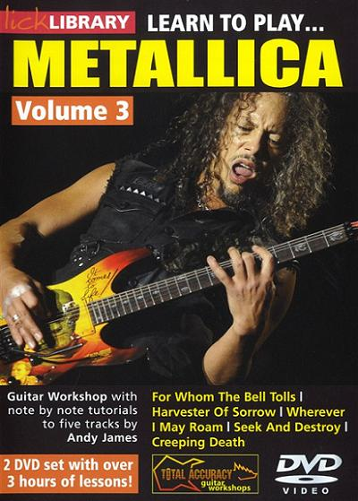 Learn to Play Metallica