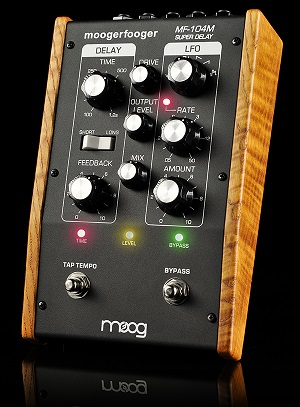 Moog Super Delay