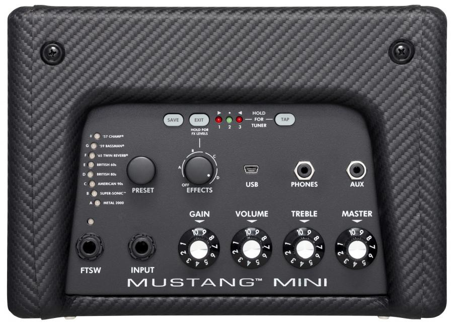 fender mustang mini amplifier (guitarsite)