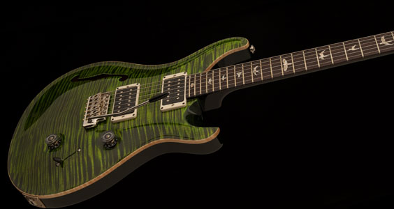 PRS Custom 24 Semi-Hollow