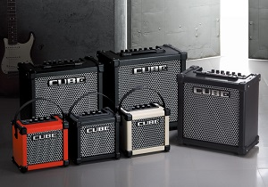 Roland Cube GX Amps