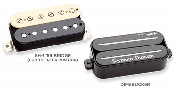 Seymour Duncan Dimebag Set