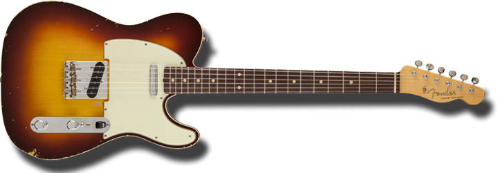Sheryl Crow 1959 Custom Telecaster by Fender