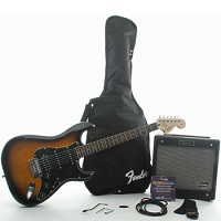Squier Affinity Strat HSS with G-Dec Package
