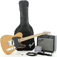 Squier by Fender Tele Electric Guitar Pack