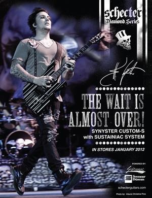 Synyster Gates Custom-S