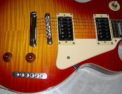 t4 pickup switch upgrade for les paul style guitars guitarsite. Black Bedroom Furniture Sets. Home Design Ideas