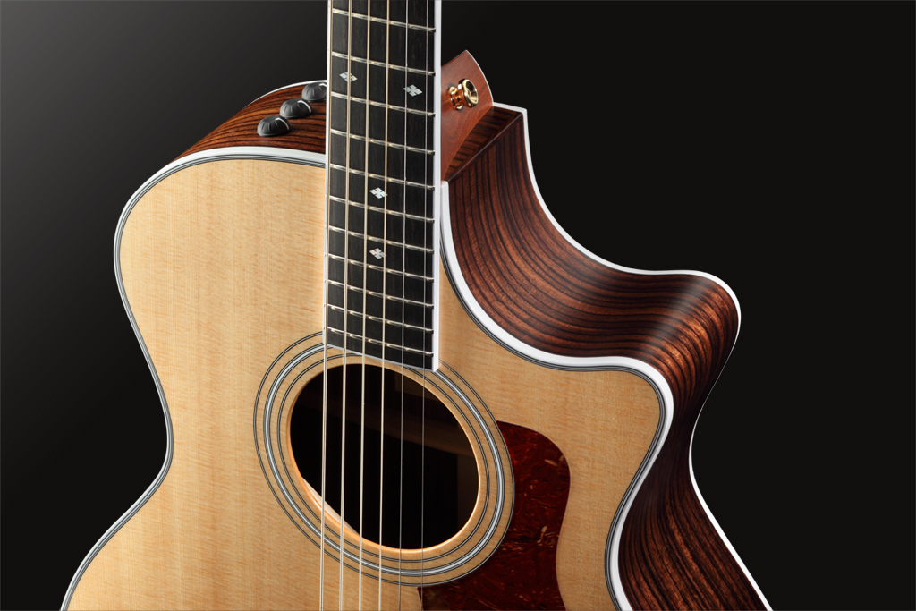 Taylor Guitars has unv...
