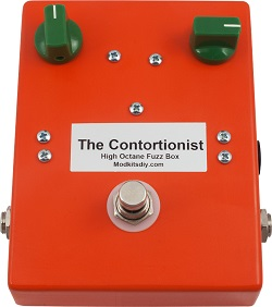 The Contortionist High Octane Fuzz Box