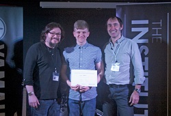 2013 Guitar Scholarship Winner
