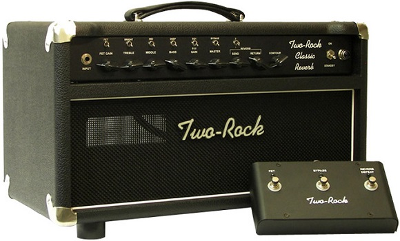 Two-Rock Classic Reverb 50W Head